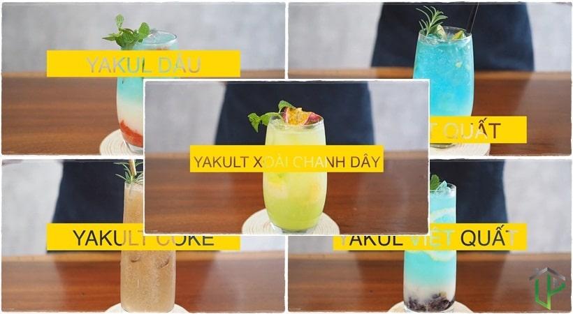 Cách Pha Đồ Uống Yakult